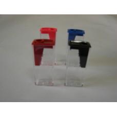 Apontador Faber Plástico C/Coletor ref.125LVZF