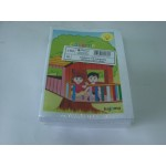 Caderno Brochura Vertical Caligrafia 1/4 080 fls
