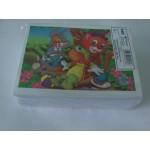 Caderno Brochura Horizontal 1/4 080 fls