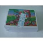Caderno Brochura Horizontal 1/4 096 fls
